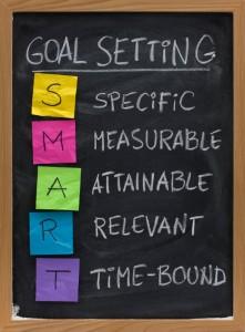 smart goals are comfort zone goals