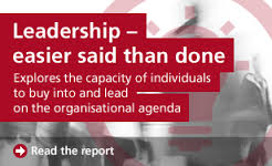 CIPD leadership easier said than done