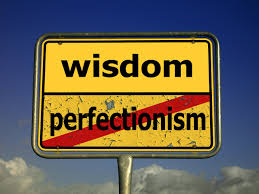 perfectionist picture for Oct blog