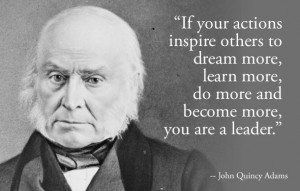 inspirational leadership quote picture for blog