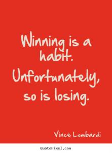 Winning Habit