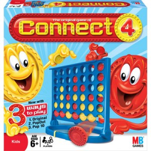 The Inner Game of ... Connect 4